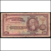 R-153 - 200.000 reis - 1936 - bc/mbc